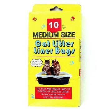 Litter Box Liner Bags ** More info could be found at the image url.(This is an Amazon affiliate link and I receive a commission for the sales)