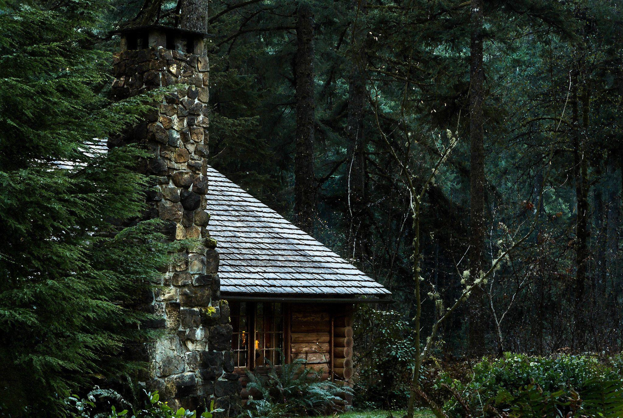 Genial 5 Oregon State Parks That Offer Cabin And Yurt Camping