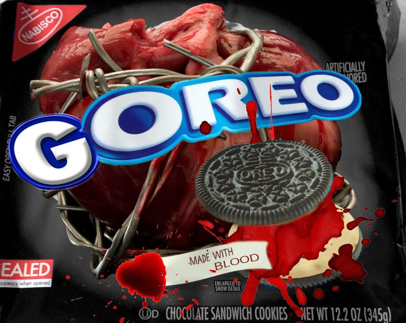 Fake Cookie Flavors Oreo flavors, Cookie flavors, Weird