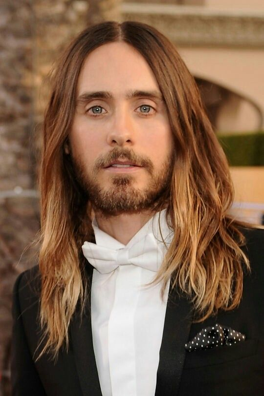Jared Leto Long Hair Styles Men Long Hair Styles Jared Leto Long Hair