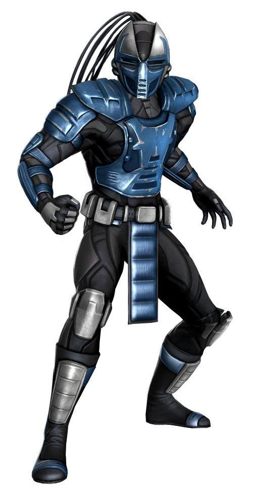 Cyber Sub-Zero | Mortal Kombat | Pinterest | Mortal kombat ...