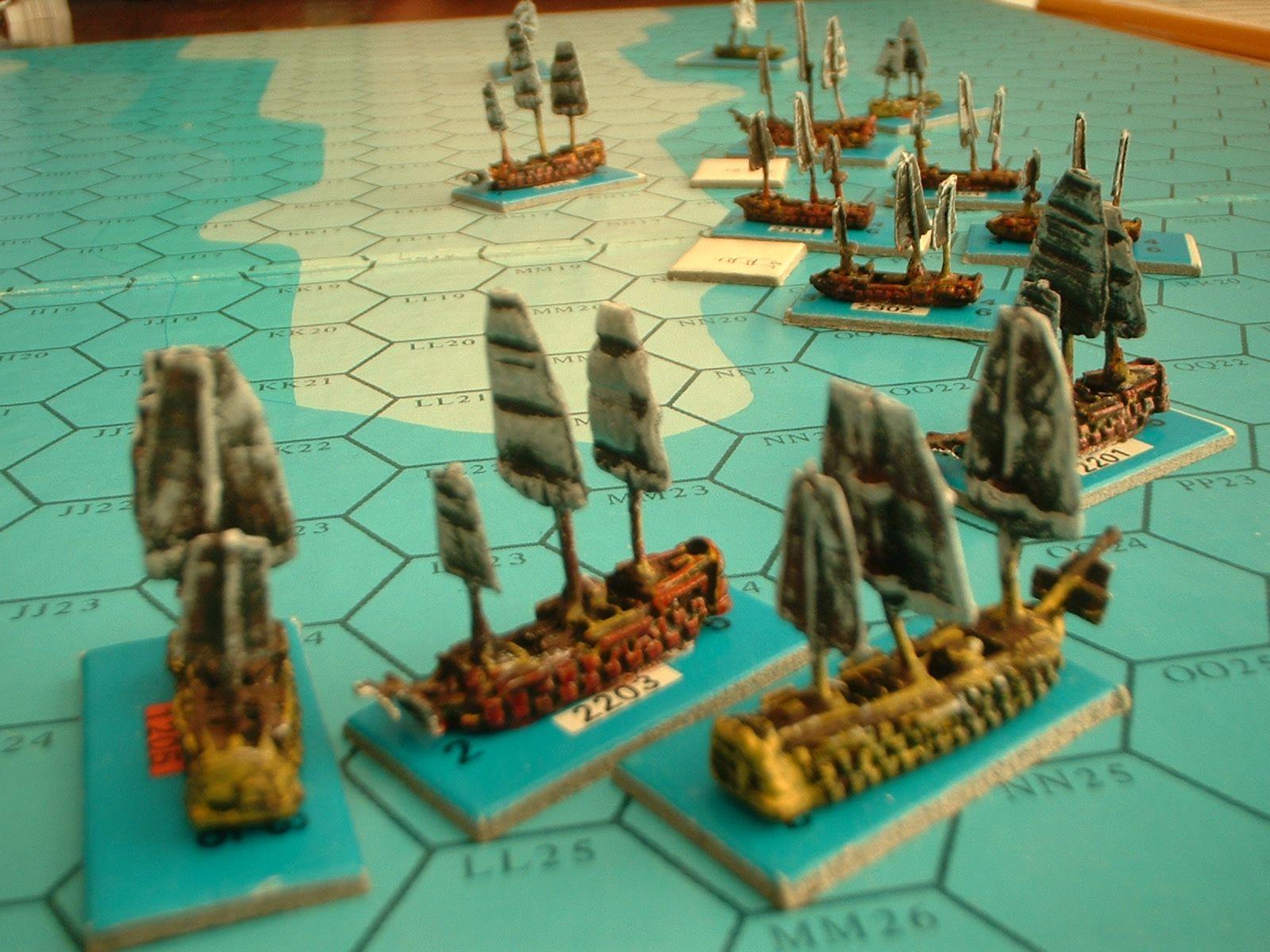Wooden Ships Iron Men Image Boardgamegeek Using Navwar 13000