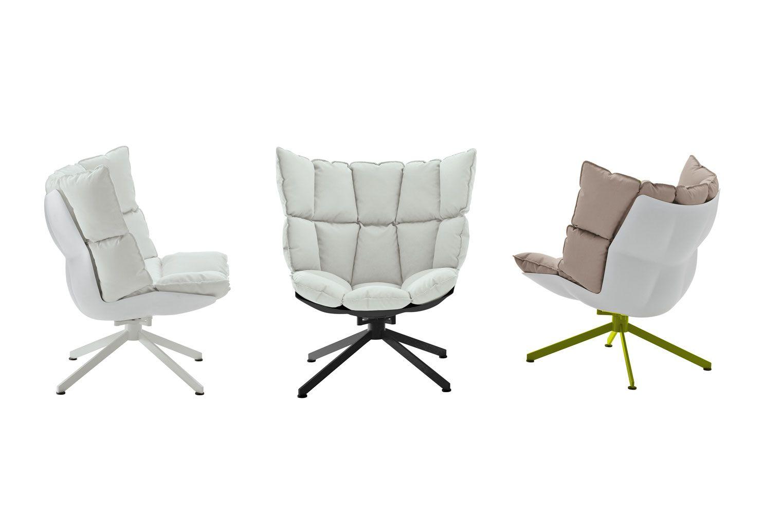 Husk Armchair By B B Italia Pinworthy Chairs We Love At Design Connection Inc Kansas City Interior Design Http Www Patricia Urquiola B B Italia Armchair