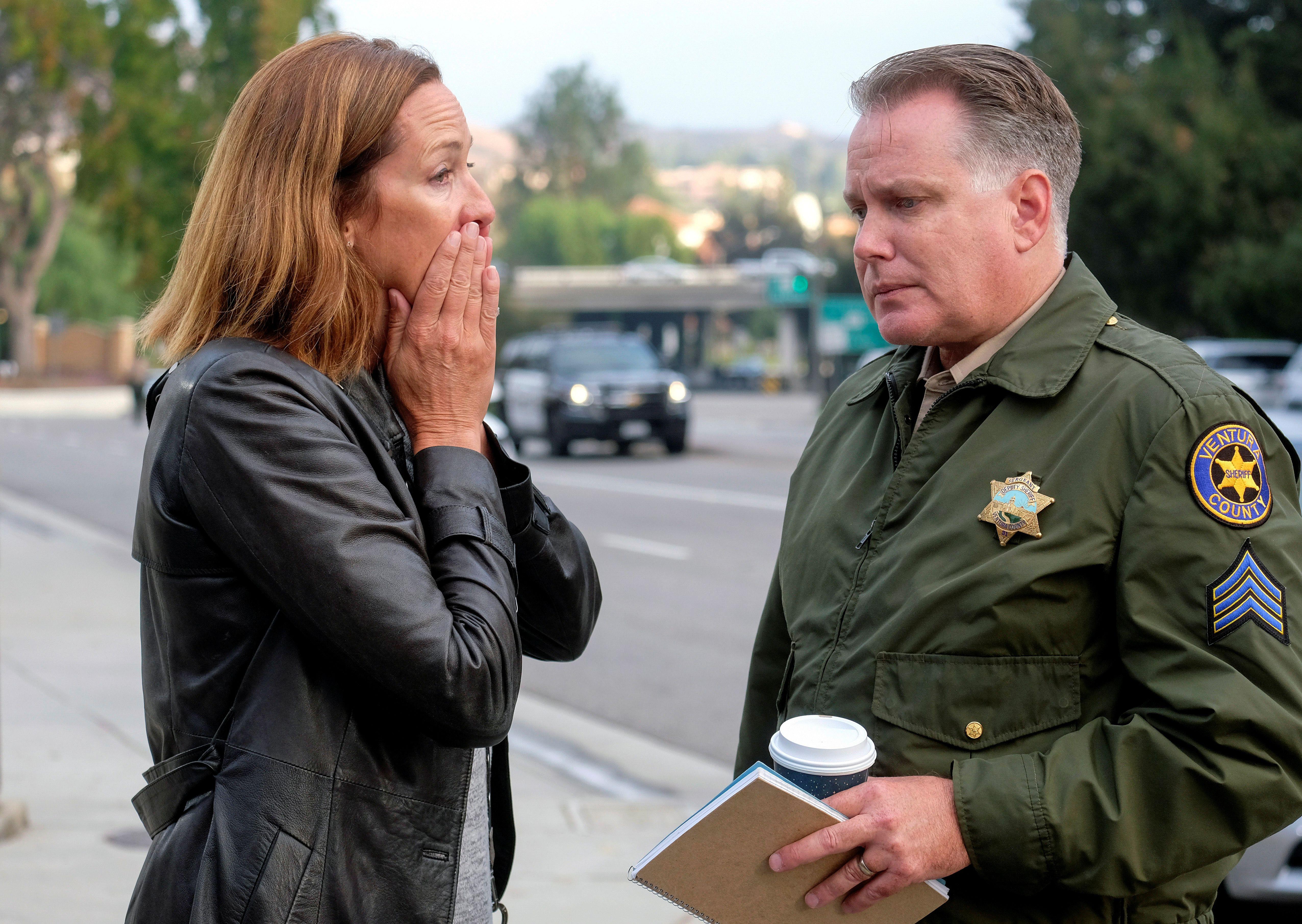 By Alex Dobuzinskis Thousand Oaks Calif Reuters A Former U S Marine Combat Veteran Opened Fire In A Los Angeles Area Bar An Trump You Thousand Oaks Marine