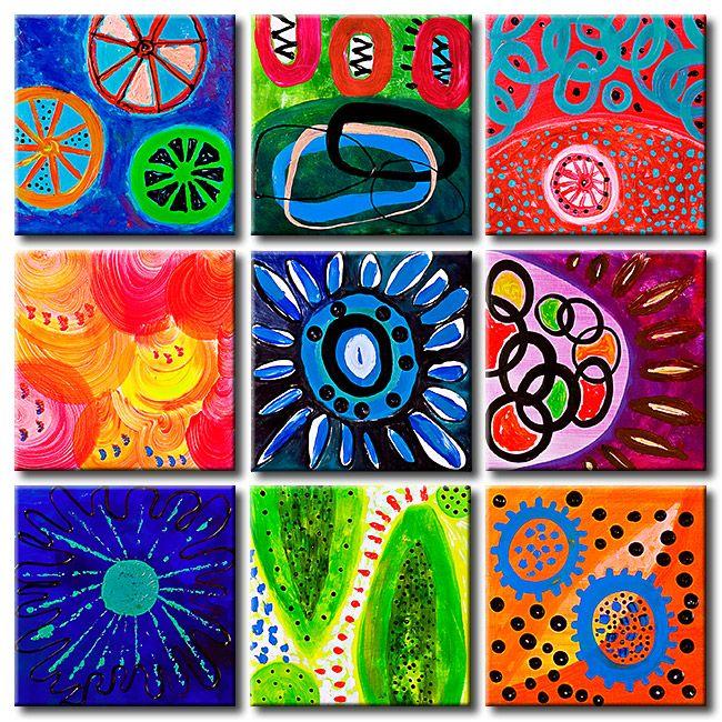 Moderne schilderijen inspiration painting art lessons for Moderne schilderijen