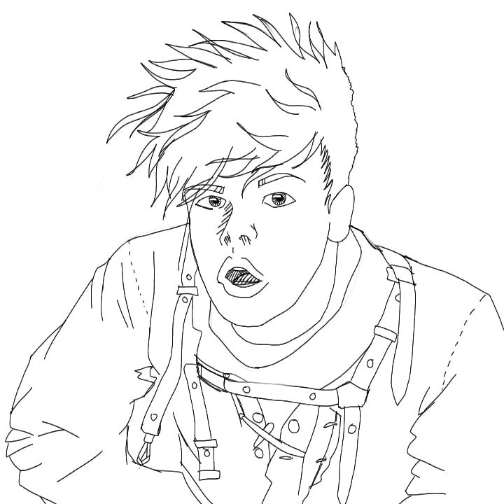 Sketches, Art, Drawings