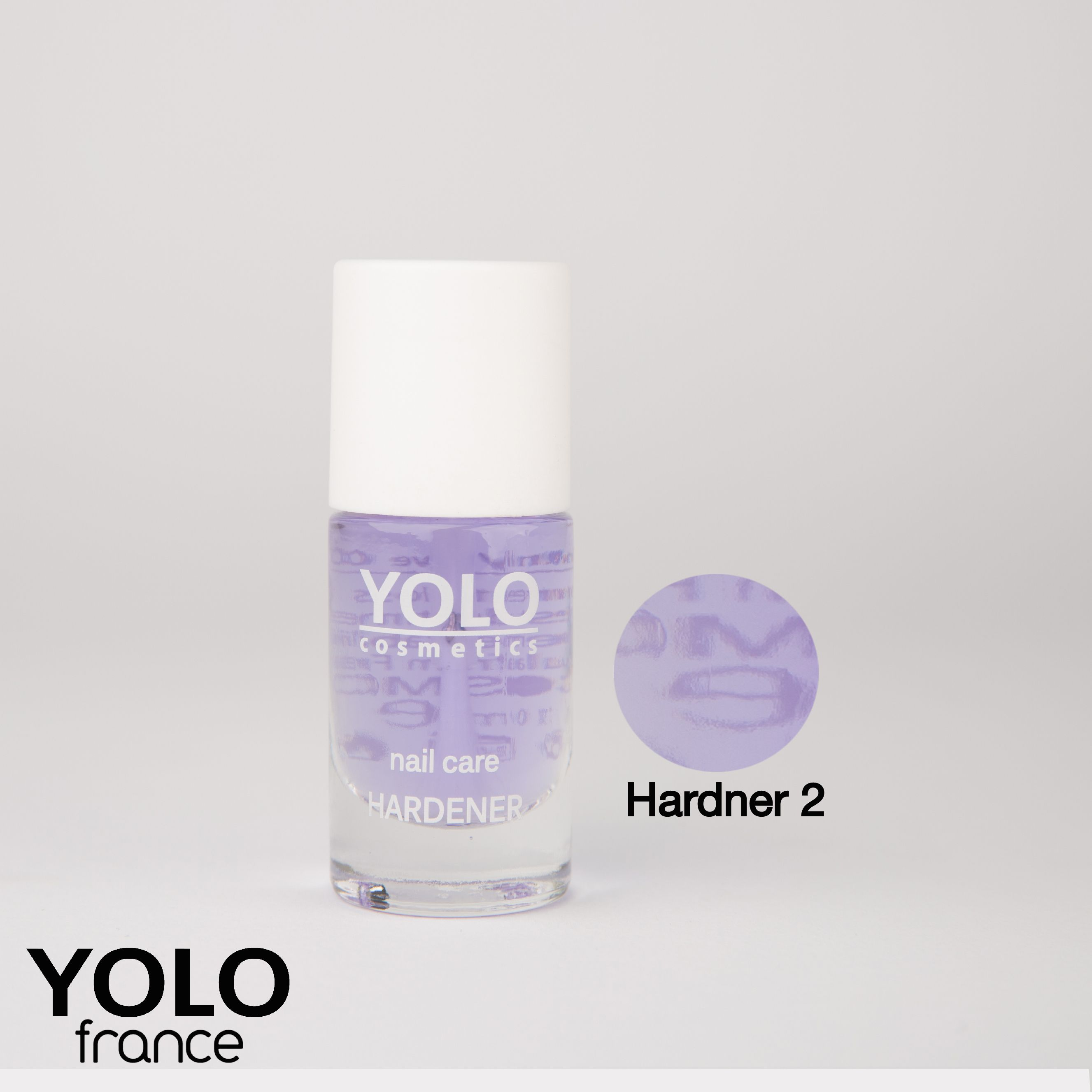 YOLO Hardener 2 How to apply This product carries out a