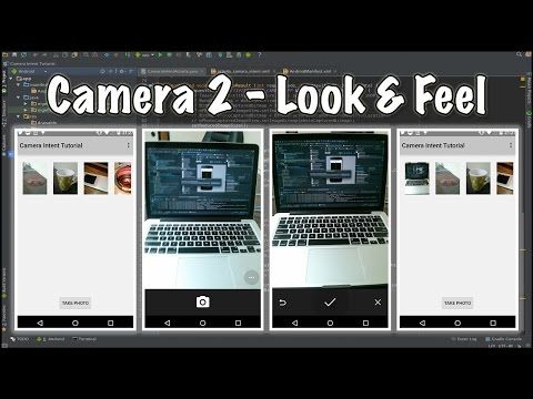 How to use android camera2 api's - Part 1  This is the start