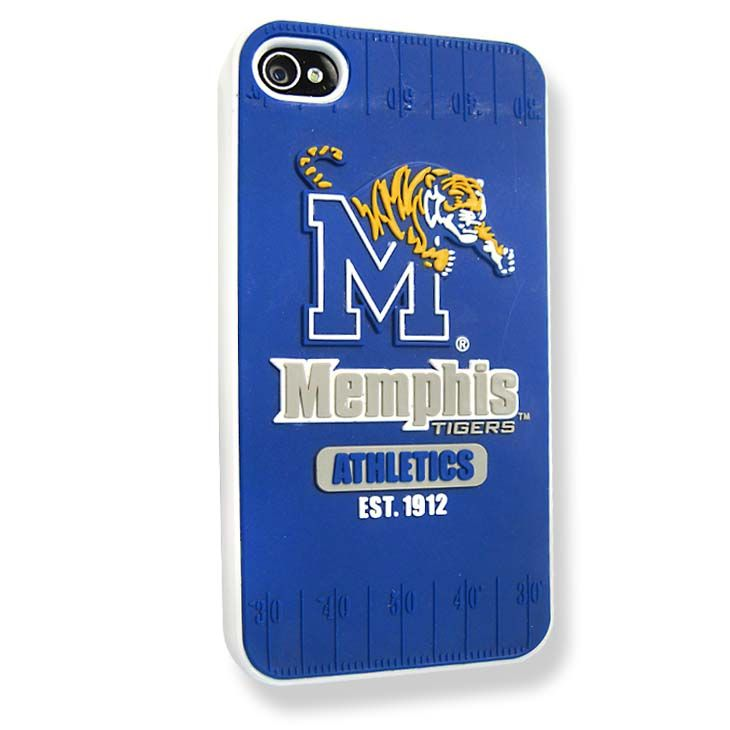 Memphis Tigers iPhone 4 Hard Case