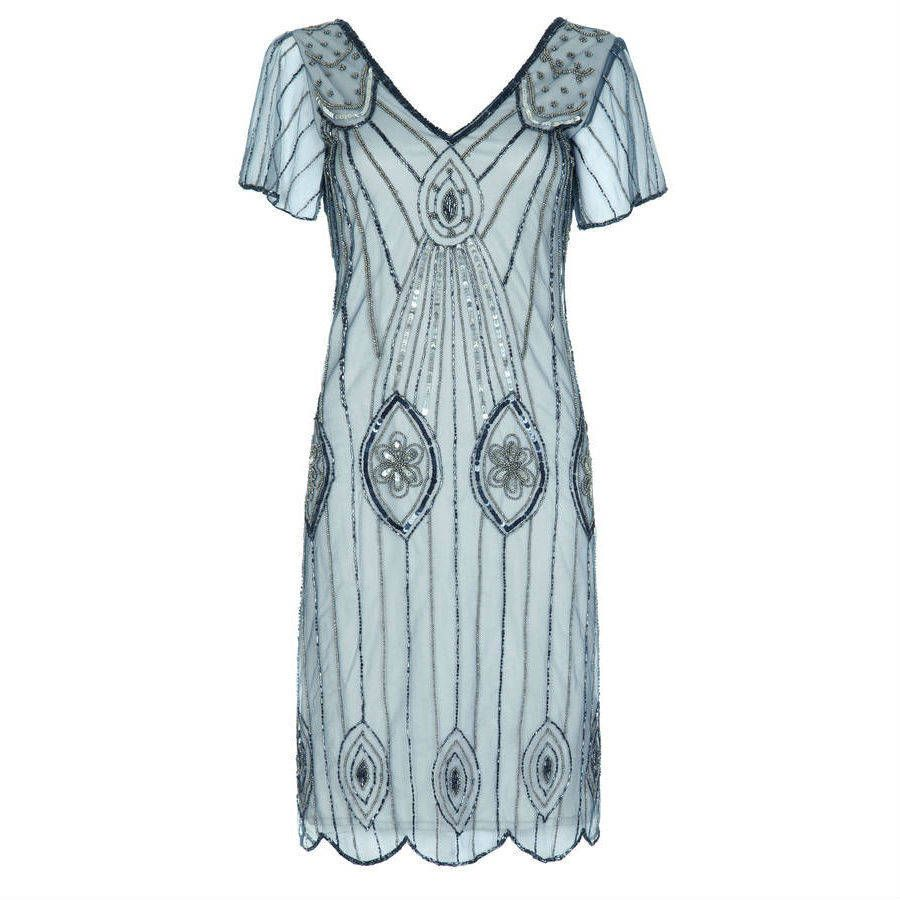 1920s Dresses UK | Flappers, Art deco and 1920s