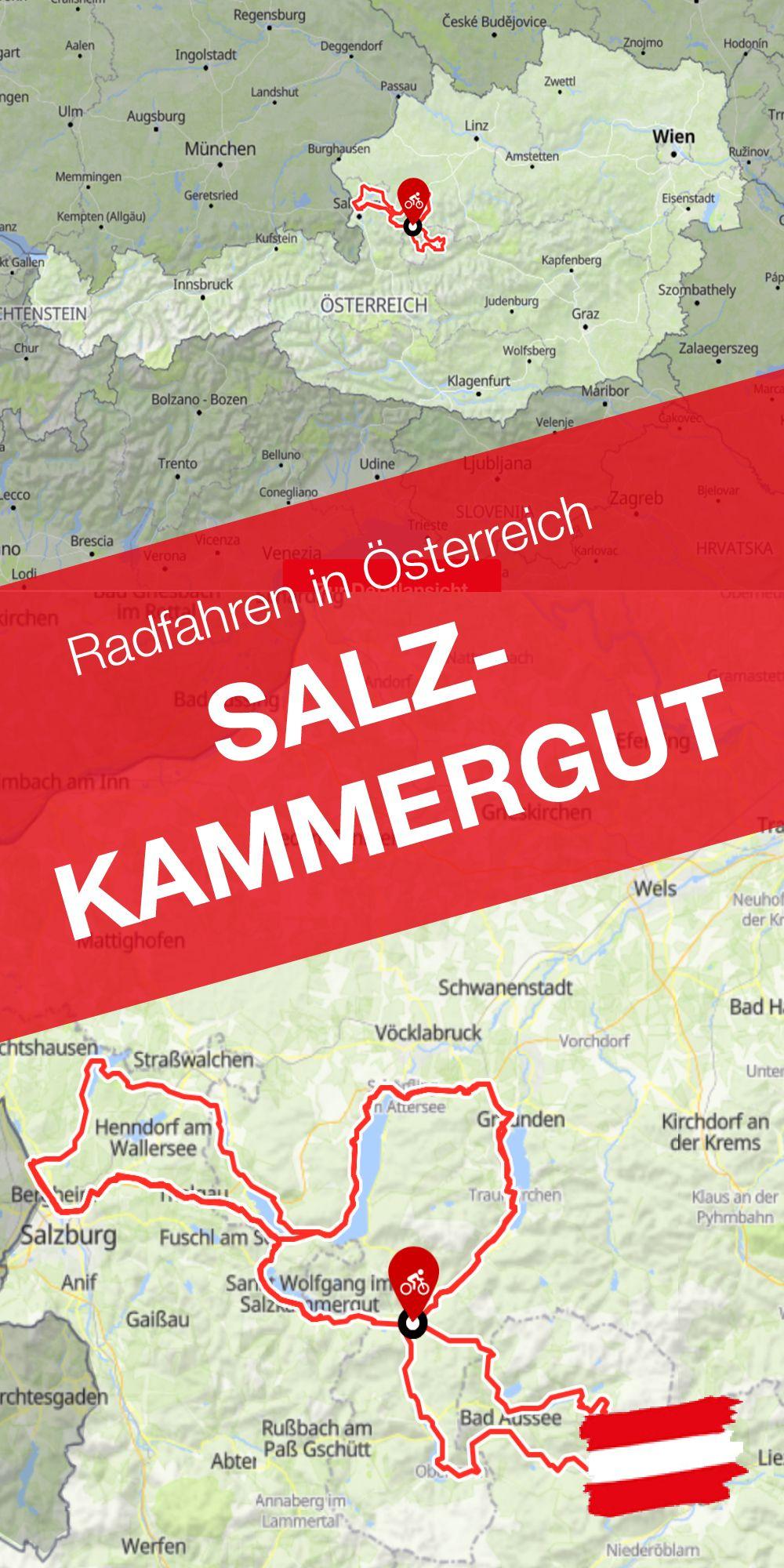 Salzkammergut Radweg Entlang An Wasser Und Kultur Salzkammergut Radweg Hallstatt Osterreich