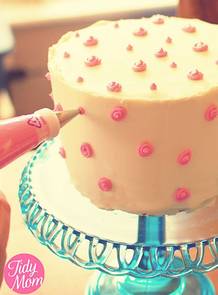 French Vanilla Cake Recipe Birthdays, Cakes and Cream