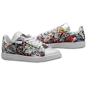 dfe60e852cc8 Adidas Launches New Graffiti-Inspired Adidas Original Stan Smith ...