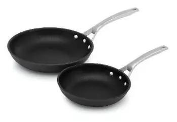 Win A Calphalon Signature Hard Anodized Nonstick Omelet Fry Pan Set Pan Set Omelet Omelette