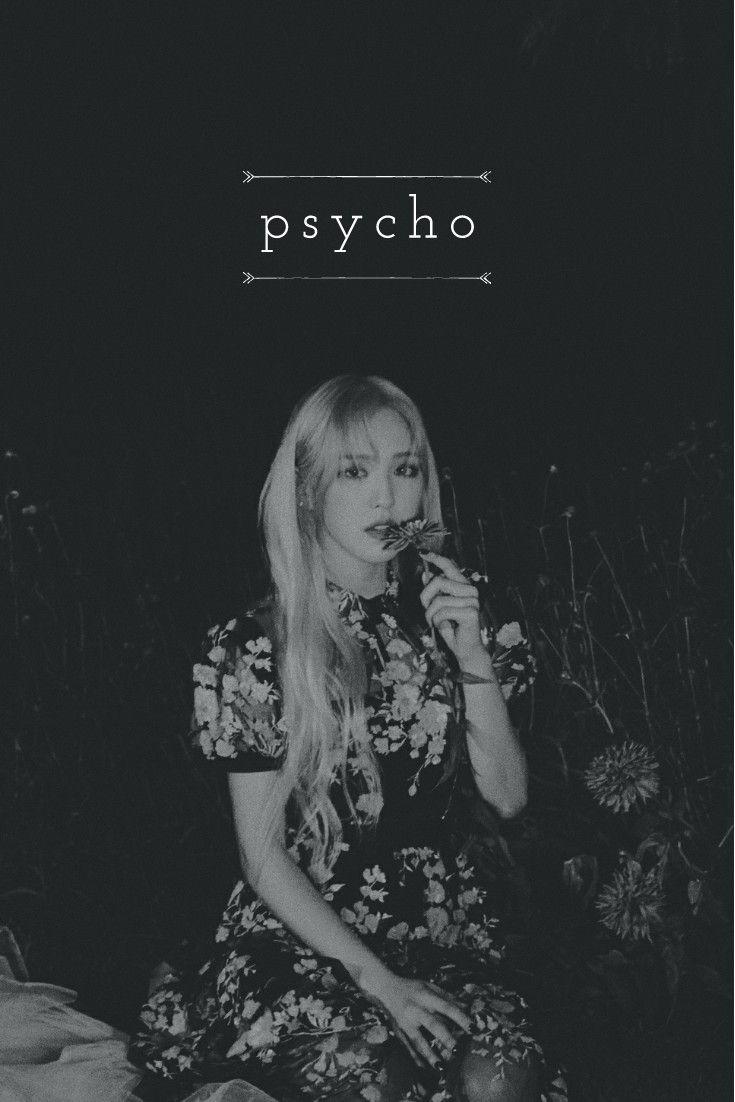 Red Velvet Psycho In 2020 Psycho Wallpaper Im Awesome Red Velvet