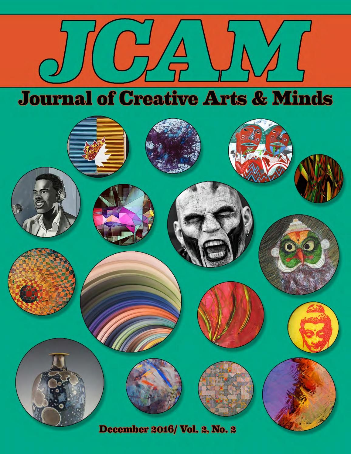 The Dec. 2016 issue of the Jumbo Arts International JCAM is now available for your viewing and reading pleasure. We bring you new artists with exciting modes of working. Enjoy!