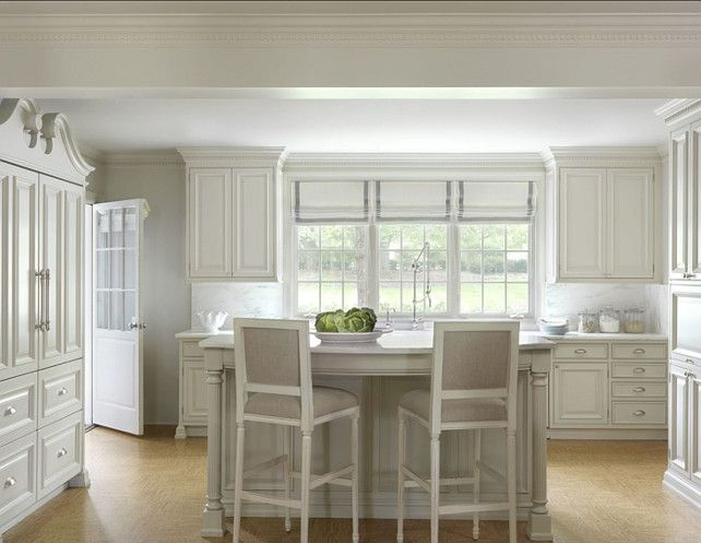 gray kitchen paint color ideas. the paint color in this light gray