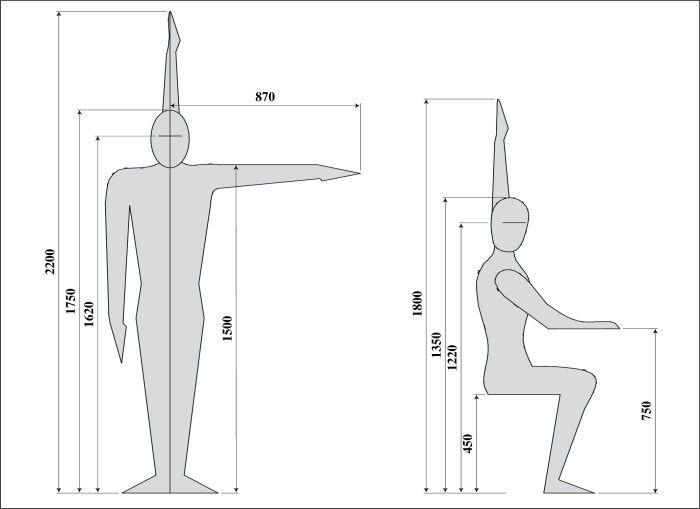 dessin technique chaise - Recherche Google | Mobilier en ...