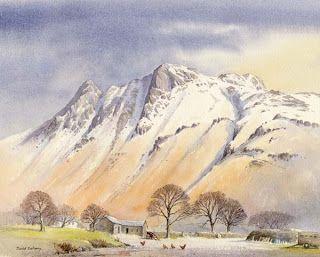 Davidbellamyart Watercolor Landscape Paintings Landscape Paintings Watercolor Landscape