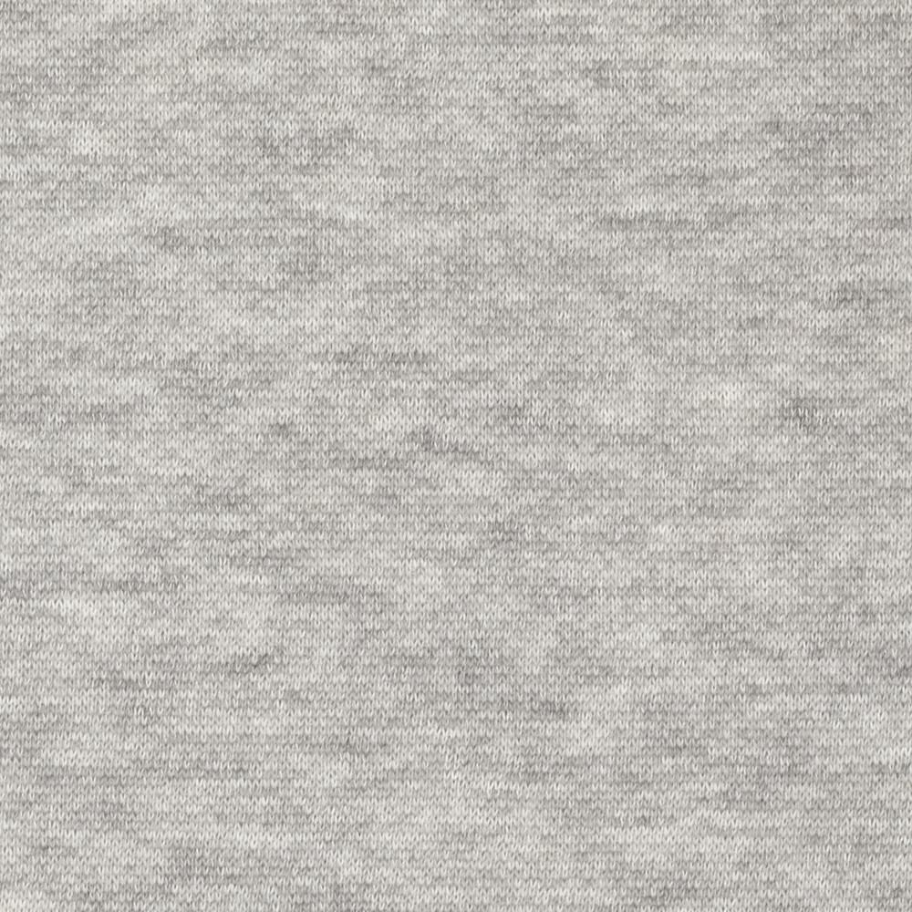 227ebc19dfd Sweatshirt Fleece Heather Grey from @fabricdotcom This soft sweatshirt  fleece fabric features a smooth knitted side, and a cozy fleece side.