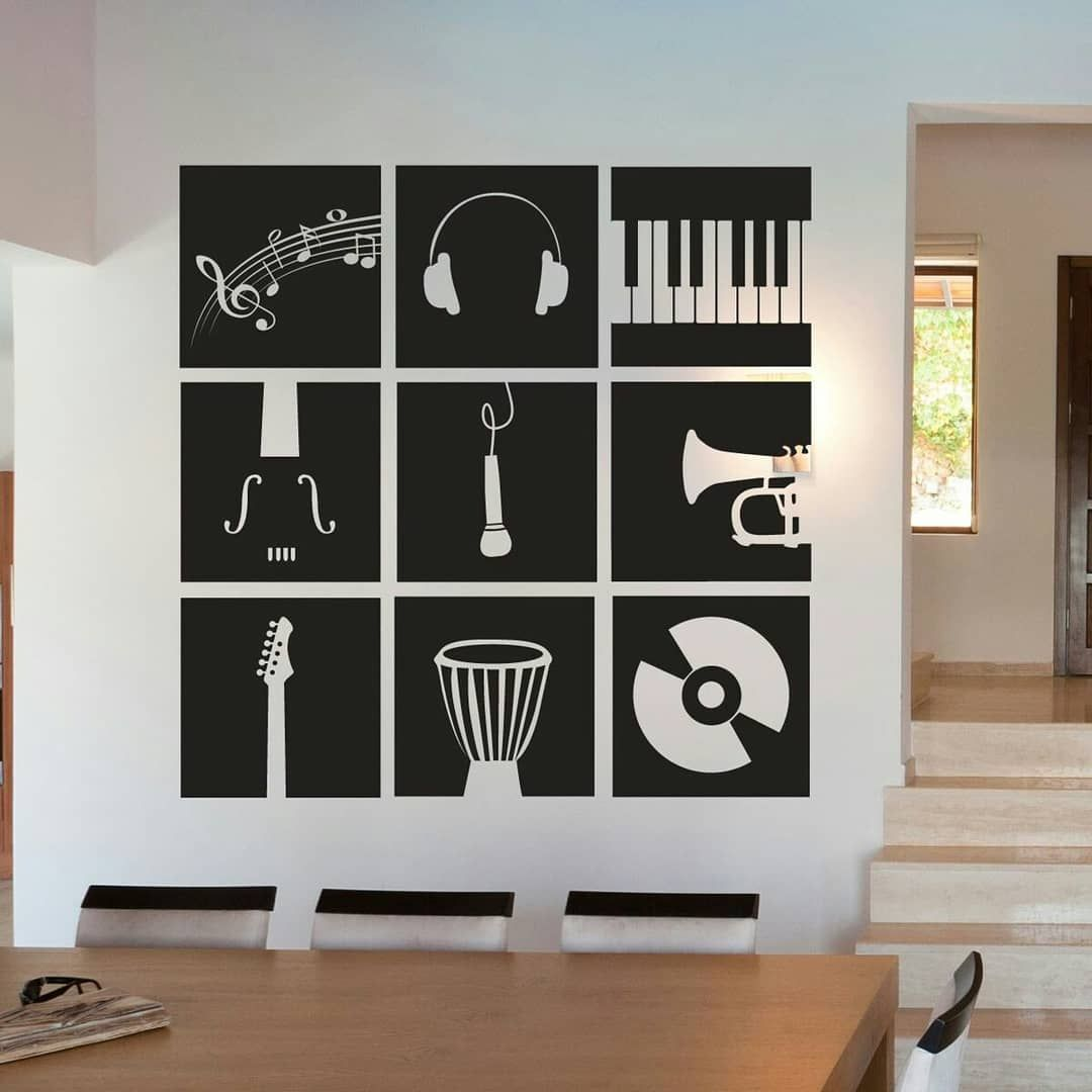 Pin by دِيل٧. on صور ️ in 2020   Music room decor, Music ...