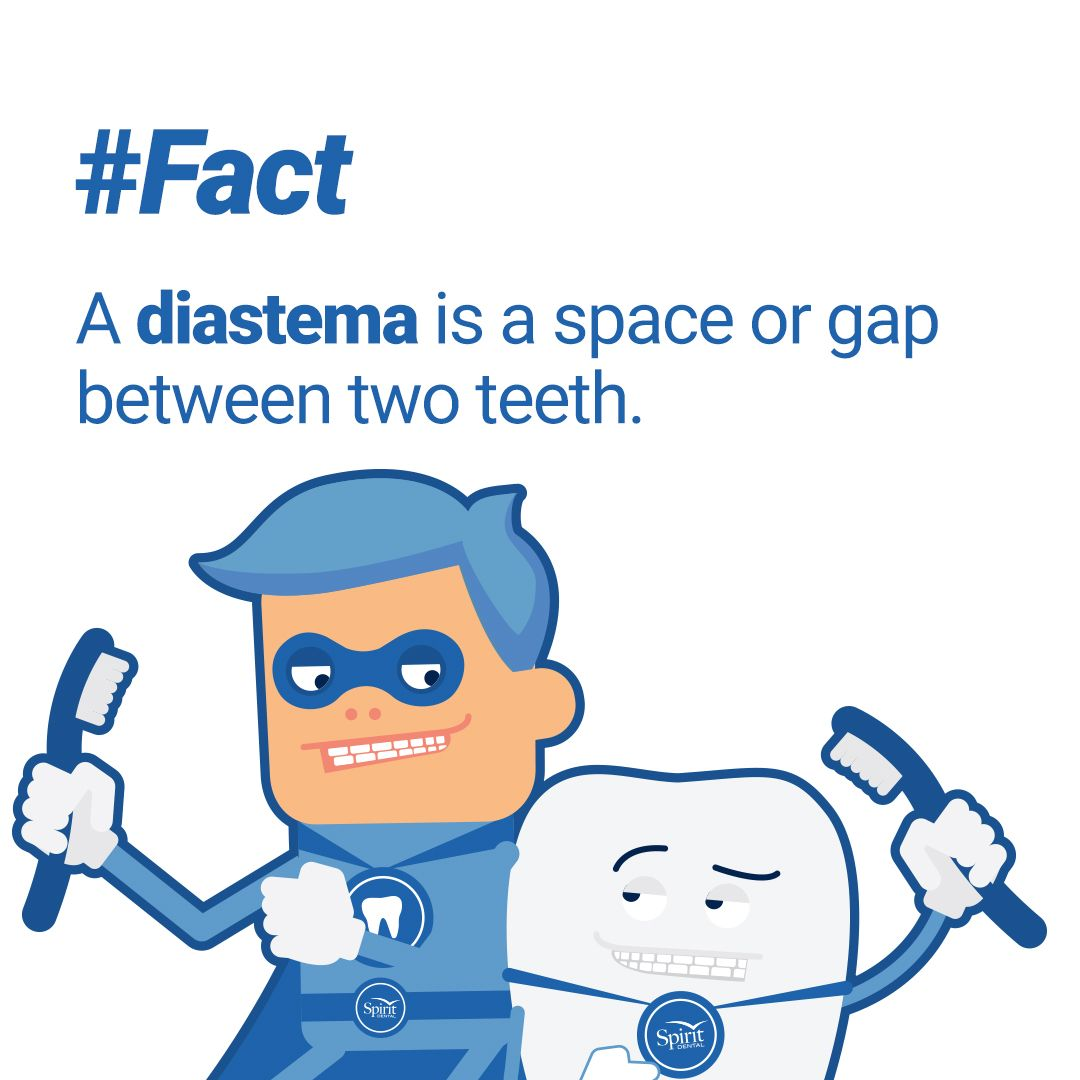 Gaptooth Are So Cute Dental Insurance Plans Dental Insurance