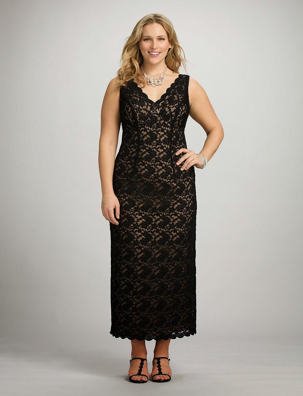 Vestidos de encaje para mujeres