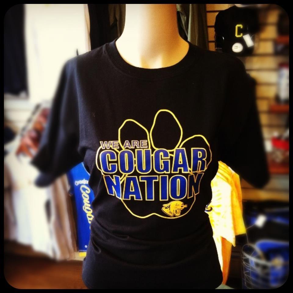 Cougars Cranford Women, Women's top, Tops