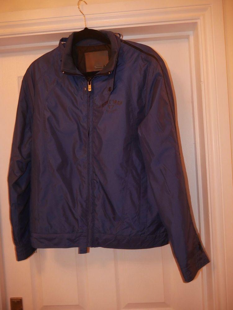 39ee09d86f Mens Blue Firetrap Jacket Warm Coat Size M  fashion  clothing  shoes   accessories  mensclothing  coatsjackets (ebay link)