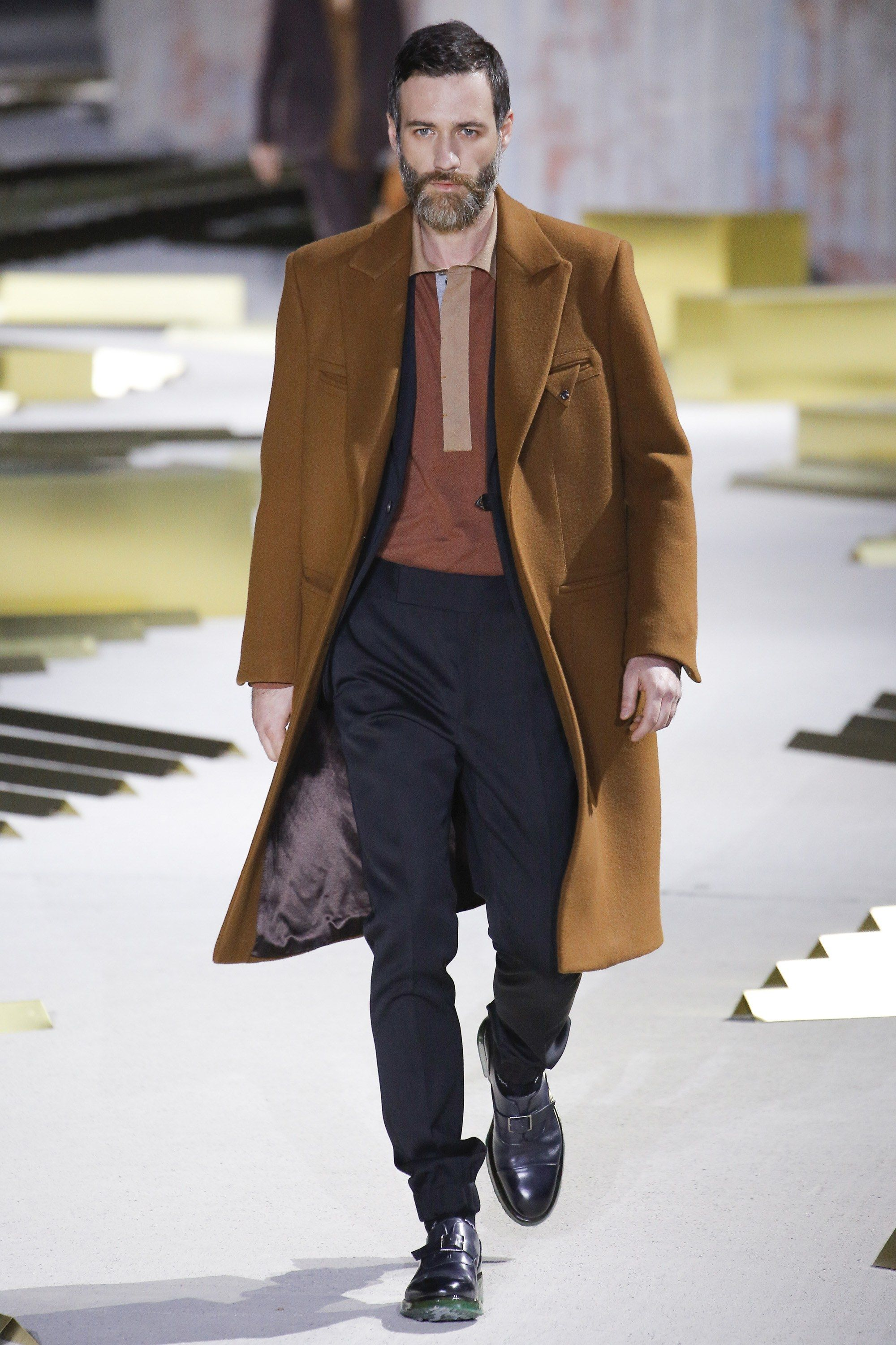 7b04185a Ermenegildo Zegna Fall 2017 Menswear Fashion Show in 2019 | FALL ...