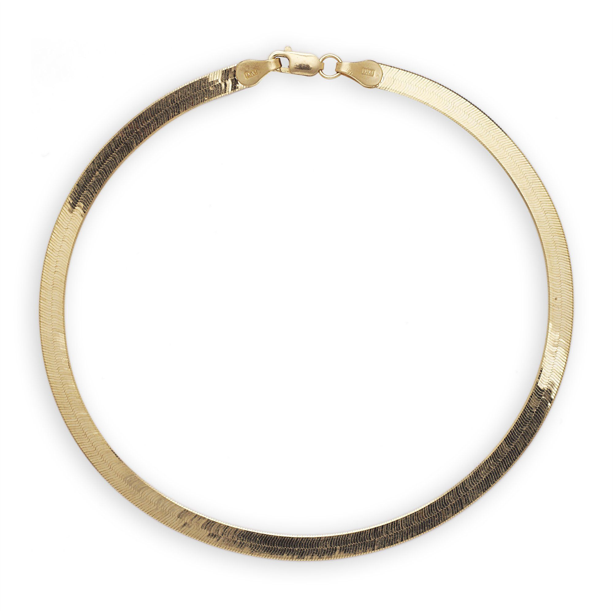 station gold bangles bar bracelet fremada on tone inch bangle link pin two mariner inches