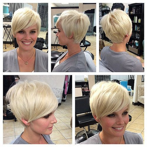 12124 12124 | Explore short hairstyles and makeove
