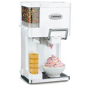 Cuisinart® Mix It in Soft Serve Ice Cream Maker | Kitchen Appliances | Brylanehome