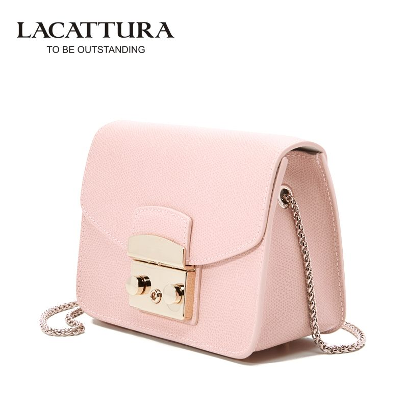 A1312 Mini Flap Bag Ladies Genuine Leather Women Messenger