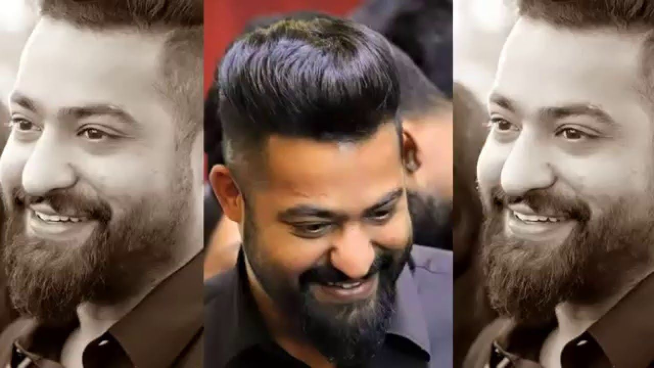 Junior Ntr New Hairstyle Pics Gadget And Pc Wallpaper