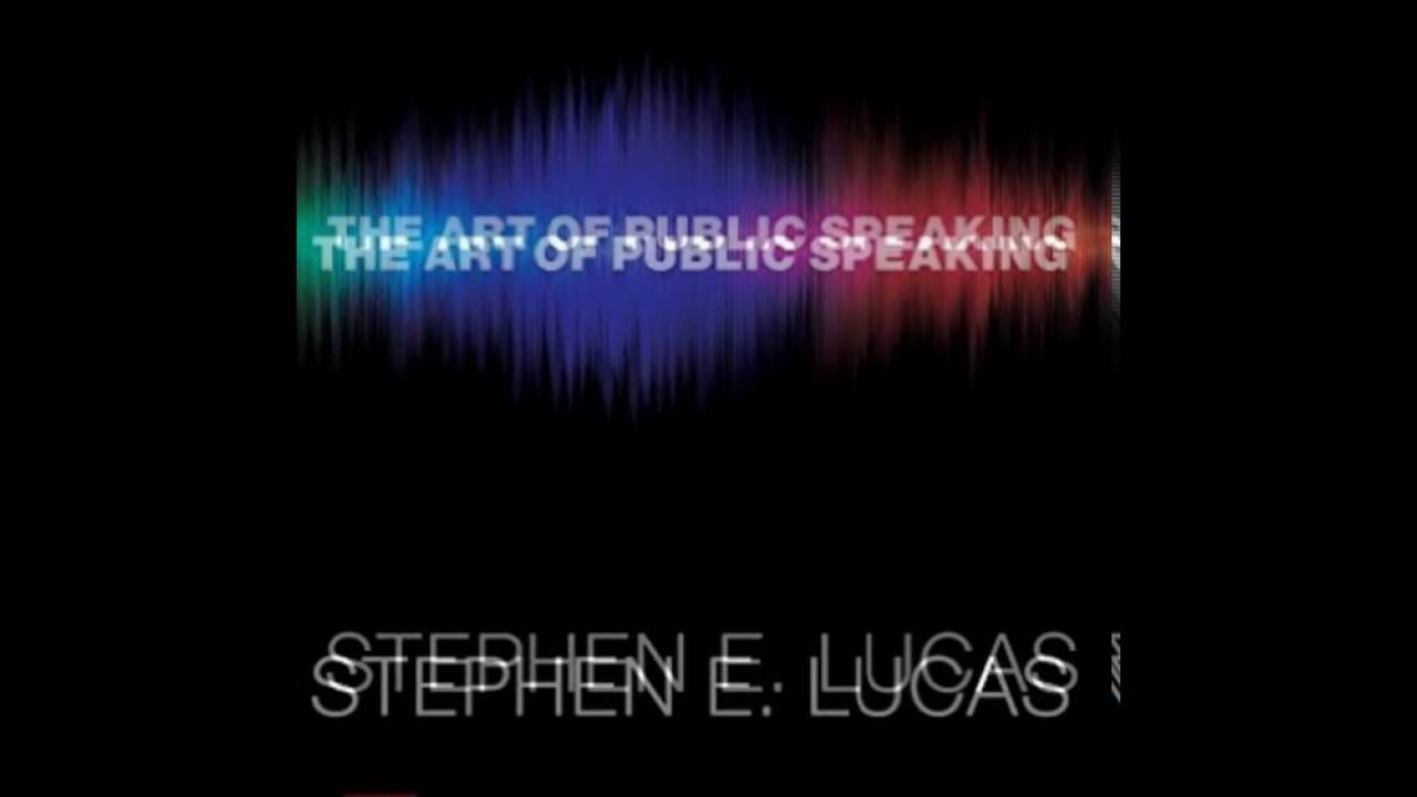 16+ The art of public speaking 13th edition by stephen e lucas ideas in 2021
