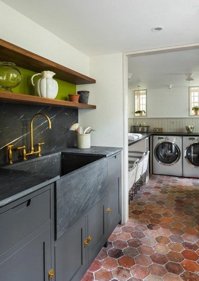 le carrelage hexagonal une tendance qui fait son grand retour rev tement de. Black Bedroom Furniture Sets. Home Design Ideas