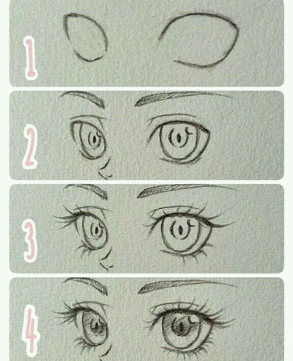 Eyes Are Pretty Difficult To Master Try These Steps Step By Step Sketches Drawings Eye Drawing