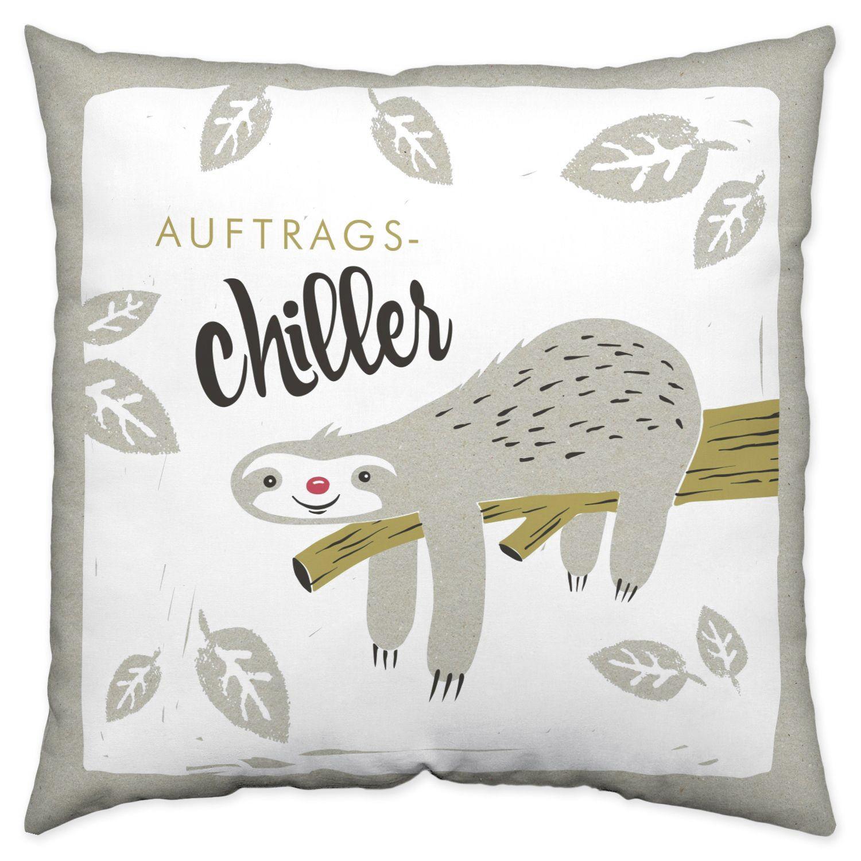 Bettwasche Mit Faultier Linon Bettwasche Bett Und Textilien