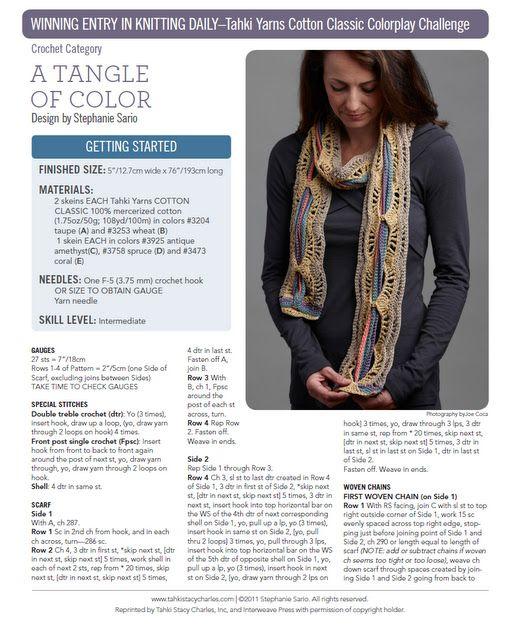 Free pattern Love this! | Crochet | Pinterest | Gehäkelten schal ...