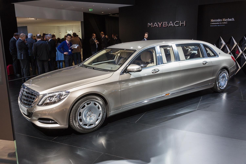 Mercedes Maybach Pullman Mercedes Maybach Maybach Luxury Car Brands