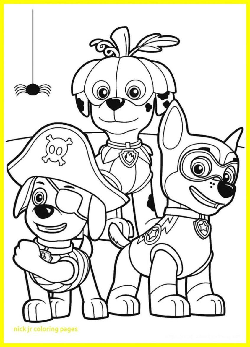 Nick Jr Coloring Book Awesome Coloring Book World Coloring Pages Ideas Unbelievable In 2020 Free Halloween Coloring Pages Paw Patrol Coloring Halloween Coloring Sheets