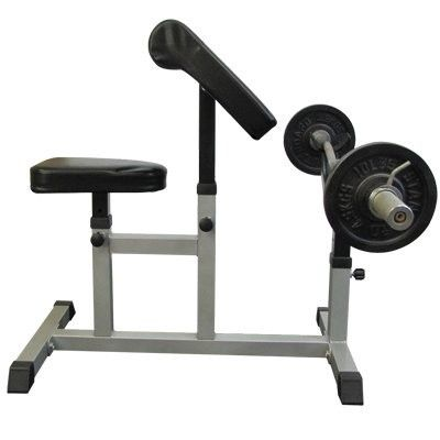 Valor Athletics Cb 6 4 X 6 X 4 Preacher Arm Curl Bench As Shown