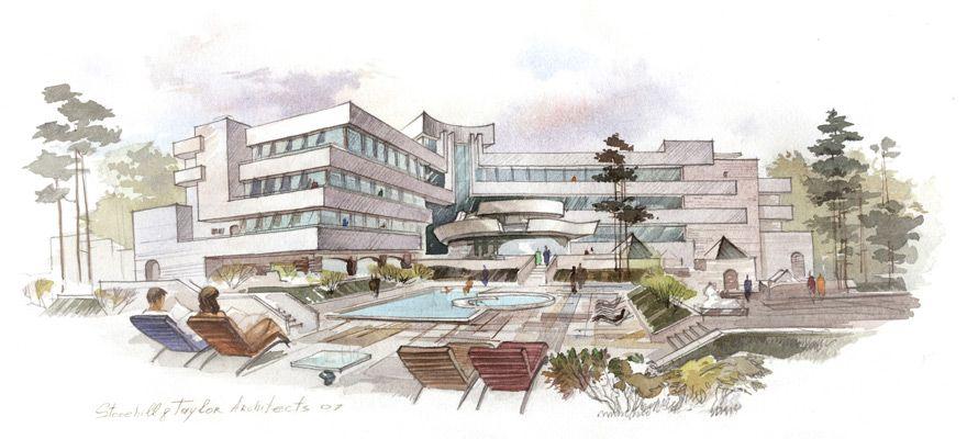 sketches architecture - Pesquisa Google