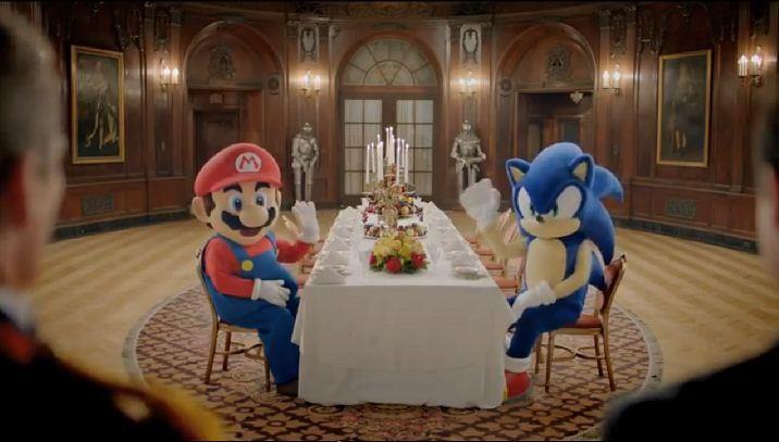 Um comercial com tiradas geniais para quem curte vídeo game é o da Nintendo. Os personagens são apresentados como pertencentes à realeza. http://ow.ly/cANXH