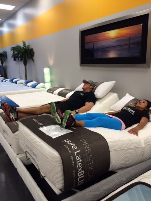 We carry top quality adjustable beds.  http://www.realdealmattress.com
