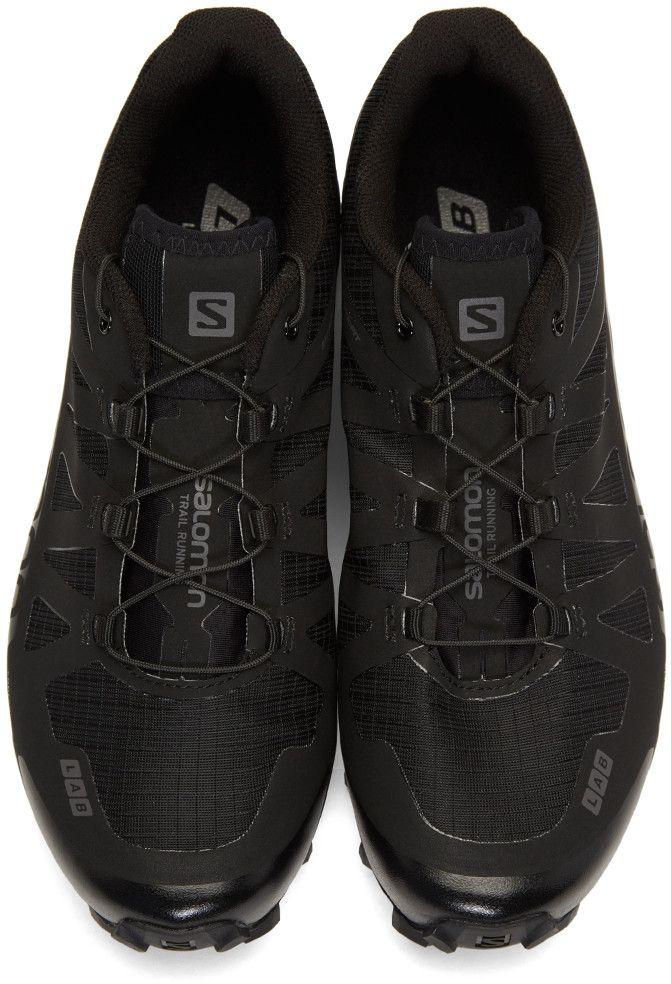 dcd7f2468e76 Salomon - Black S-Lab Speedcross Limited Edition Sneakers