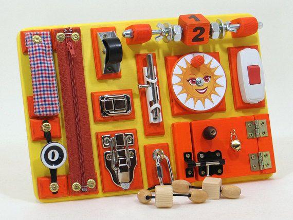 Plywood Montessori educational Preschool board Kids ...