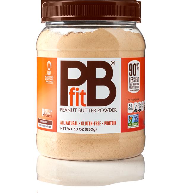PBfit® | 2017 | Peanuts nutrition, Healthy peanut butter