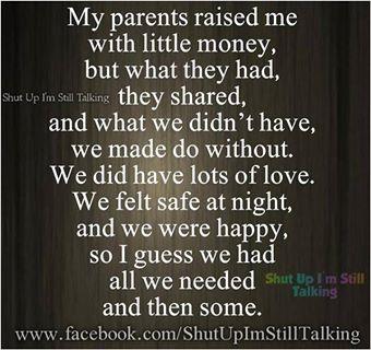 My Parents Raised Me Reflection Quotes My Children Quotes Heartfelt Quotes